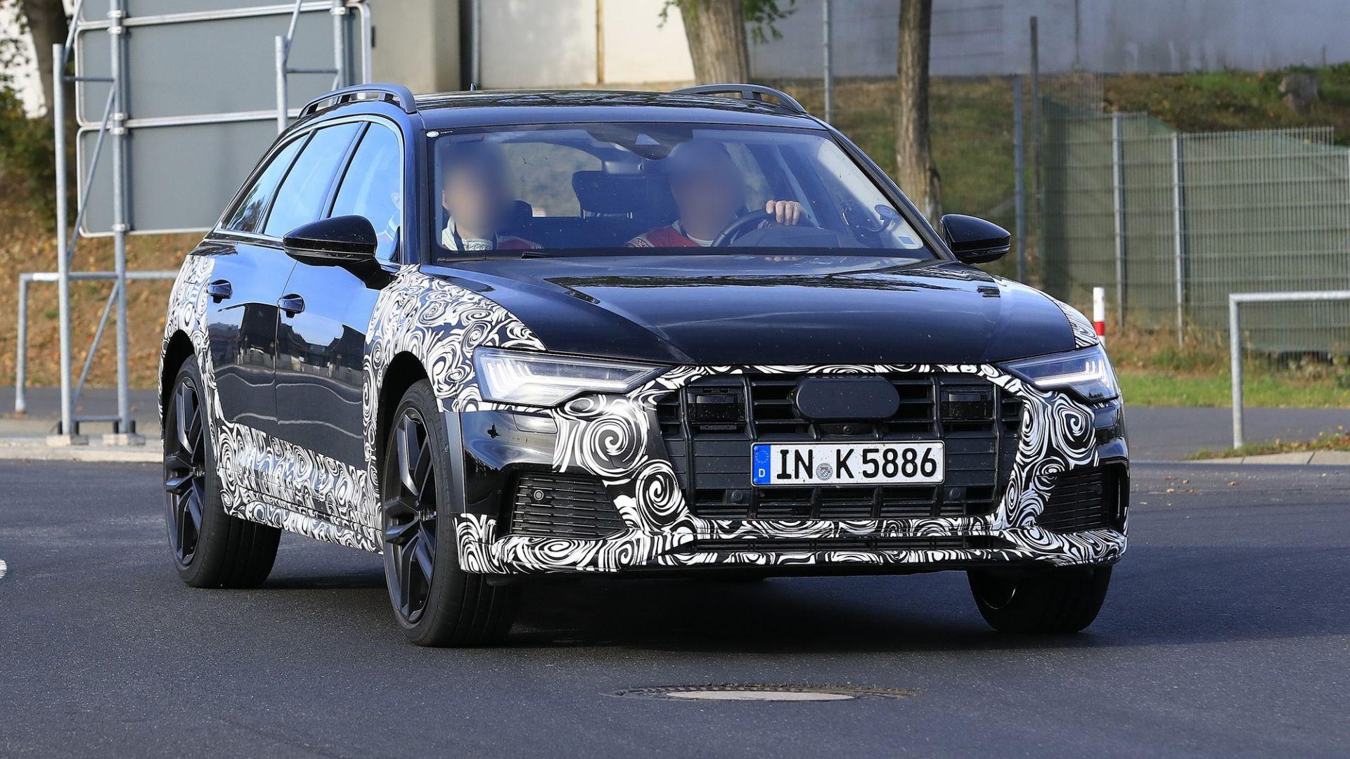 Audi A6 Allroad 2019: come cambia, quando esce, prezzo ...