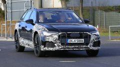 Nuova Audi A6 Allroad 2019: continuano i test su strada