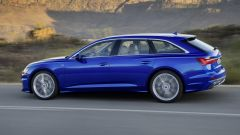 Nuova Audi A6 Avant: station wagon per famiglie hi-tech - Immagine: 1