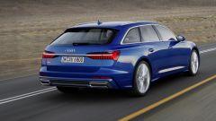 Nuova Audi A6 Avant: station wagon per famiglie hi-tech - Immagine: 4
