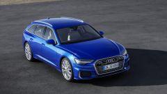 Nuova Audi A6 Avant: station wagon per famiglie hi-tech - Immagine: 8