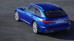 Nuova Audi A6 Avant: station wagon per famiglie hi-tech - Immagine: 9