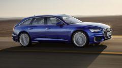 Nuova Audi A6 Avant: station wagon per famiglie hi-tech - Immagine: 10