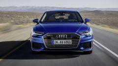 Nuova Audi A6 Avant: station wagon per famiglie hi-tech - Immagine: 11