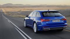 Nuova Audi A6 Avant: station wagon per famiglie hi-tech - Immagine: 2