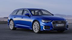 Nuova Audi A6 Avant: station wagon per famiglie hi-tech - Immagine: 12