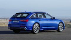 Nuova Audi A6 Avant: station wagon per famiglie hi-tech - Immagine: 13