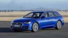 Nuova Audi A6 Avant: station wagon per famiglie hi-tech - Immagine: 14