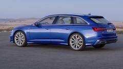 Nuova Audi A6 Avant: station wagon per famiglie hi-tech - Immagine: 16