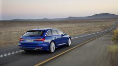 Nuova Audi A6 Avant: si aprono le danze - Immagine: 3