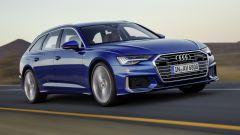 Nuova Audi A6 Avant: si aprono le danze - Immagine: 1