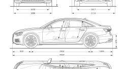 Nuova Audi A6: in video dal Salone di Ginevra 2018 - Immagine: 18