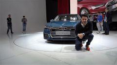 Nuova Audi A6: in video dal Salone di Ginevra 2018 - Immagine: 1