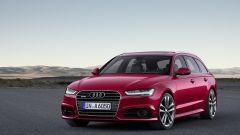 Nuova Audi A6 my 2017: il design delle prese d'aria