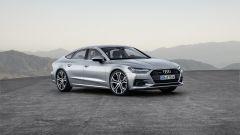 Nuova Audi A7 Sportback 2018: foto, caratteristiche, prezzi - Immagine: 12