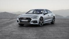 Nuova Audi A7 Sportback 2018: foto, caratteristiche, prezzi - Immagine: 13