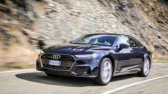 Audi A7 Sportback 2018: prova, scheda tecnica, interni, prezzo