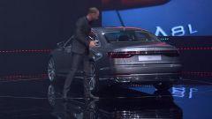 Audi A8 2018: al Salone di Francoforte la nuova generazione - Immagine: 5