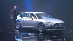 Audi A8 2018: al Salone di Francoforte la nuova generazione - Immagine: 3