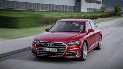 Audi A8: lusso e coccole in chiave hi-tech - Immagine: 1