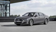 Audi A8: lusso e coccole in chiave hi-tech - Immagine: 2