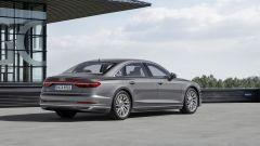 Audi A8: lusso e coccole in chiave hi-tech - Immagine: 4