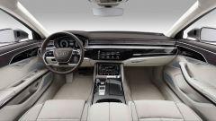 Audi A8: lusso e coccole in chiave hi-tech - Immagine: 7