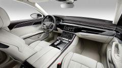 Audi A8: lusso e coccole in chiave hi-tech - Immagine: 8