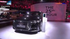 Nuova Audi A8 2018 Salone di Francoforte 2017