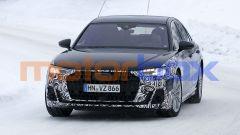 Nuova Audi A8: inediti fari ful LED o laser