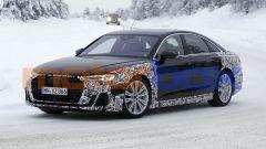 Nuova Audi A8: tutti i motori saranno ibridi a 48V