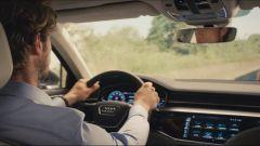 Nuova Audi A8: nuove immagini in attesa del debutto - Immagine: 9