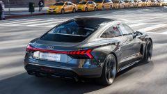 Nuova Audi e-tron GT: arriverà anche la versione high performance RS
