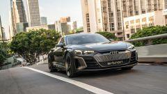 Nuova Audi e-tron GT: previsto l'arrivo per il 2020