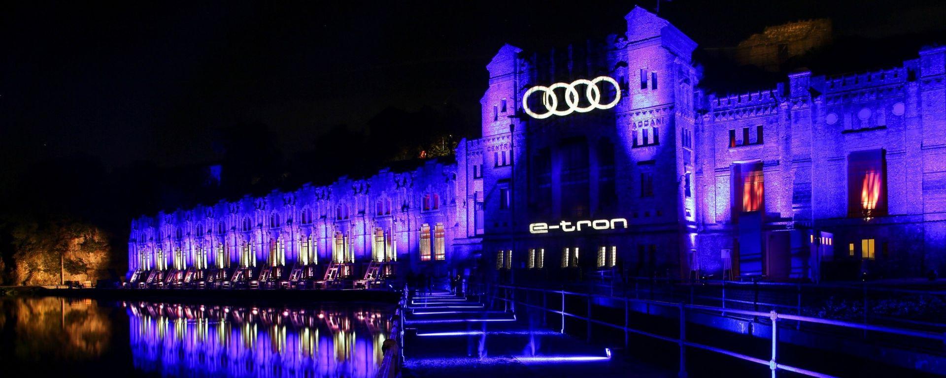 Audi ed Enel X: 14.000 km di energia gratis per il SUV e-tron