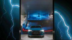 Audi ed Enel X: 14.000 km di energia gratis per il SUV e-tron - Immagine: 2