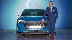 Audi ed Enel X: 14.000 km di energia gratis per il SUV e-tron - Immagine: 7