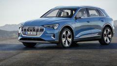 Audi e-tron, vendite in ritardo di almeno 1 mese. Colpa di un software