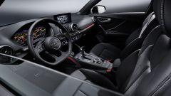 Nuova Audi Q2 2021: gli interni