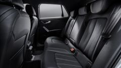 Nuova Audi Q2 2021: i sedili posteriori