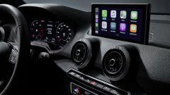Nuova Audi Q2 2021: il nuovo infotainment