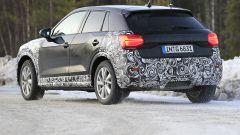 Nuova Audi Q2: 3/4 posteriore