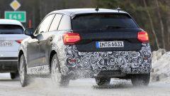 Nuova Audi Q2: il posteriore