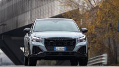 Nuova Audi Q2: la calandra Single Frame è posizionata un po' più in basso