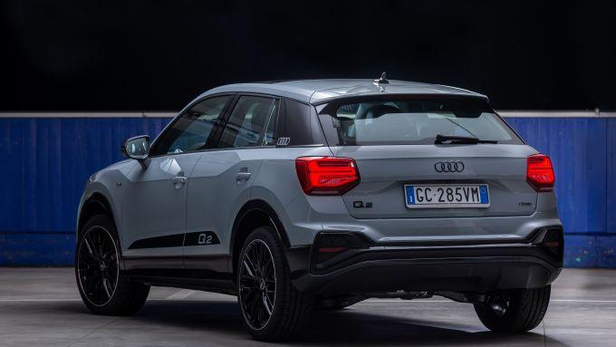 Nuova Audi Q2: primo contatto con il SUV compatto tedesco