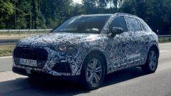 Nuova Audi Q3 2018: la 2° generazione si svela piano piano - Immagine: 3