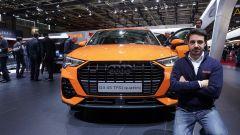 Nuova Audi Q3 2018 in video dal Salone di Parigi 2018 - Immagine: 3