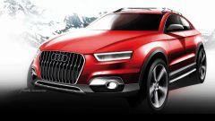 Nuova Audi Q3 2018: prime foto spia e indiscrezioni - Immagine: 6