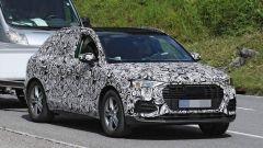 Nuova Audi Q3 2018: prime foto spia e indiscrezioni - Immagine: 1