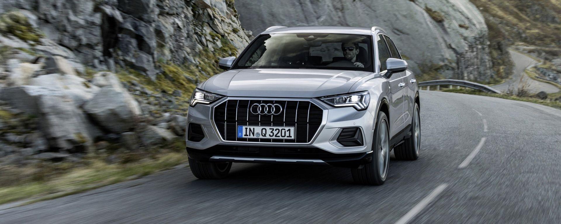 Nuova Audi Q3, la guida all'acquisto